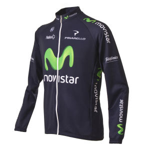 Movistar Team LS Jersey - 2013