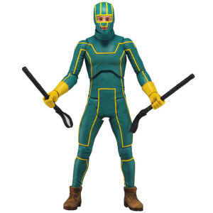 Kick Ass 2 - 7 Inch Scale Action Figure - Kick Ass