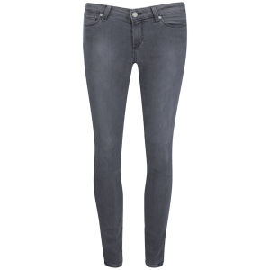 Paige Women's Verdugo Mid Rise Atwater Skinny Jeans - Indigo