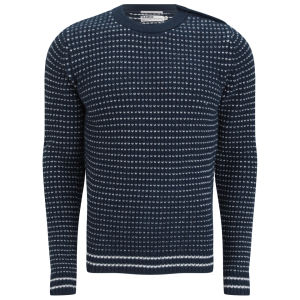 Voi Men's Hammond Jumper - Dressers Blue