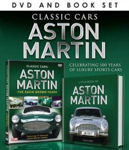 Classic Cars: Aston Martin (Includes Book)