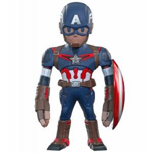 Avengers Age of Ultron Artist Mix Wackelkopf-Figur Captain America 1