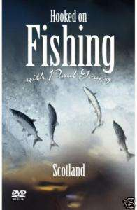Hooked On Fishing - With Paul Young - Scotland