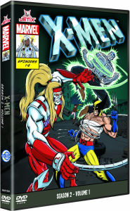 X-Men - Season 2 Volume 1