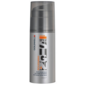 Cera en crema mate Goldwell Stylesign Roughman (100ml)