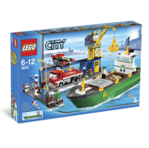 LEGO City: Harbour (4645)