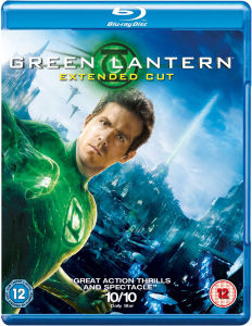 Green Lantern (Single Disc) (NTSC)