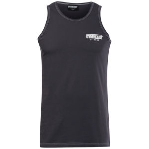 Gymheadz Sportswear Men's Grey Fitness Tank Top