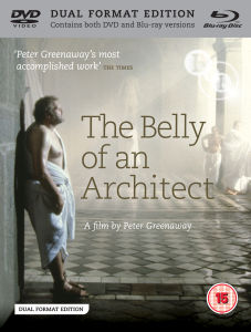 Belly of an Architect [Blu-Ray and DVD]