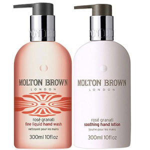 Rosé Granati Liquid Hand Wash & Hand Lotion Set