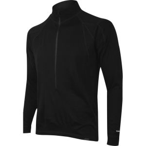 Endura Baa Baa Merino Wool Long Sleeve Zip Neck Base Layer