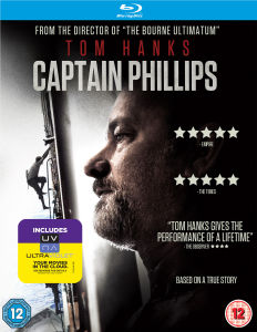 Captain Phillips - Mastered in 4K Edition (Includes UltraViolet Copy)