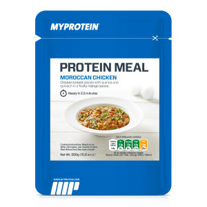 Protein Meal - Moroccan Chicken