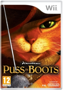 Puss in Boots PAL UK