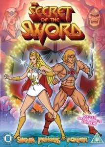She Ra - Secrets Of The Sword