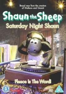 Shaun The Sheep - Saturday Night Shaun