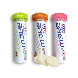 GU Brew Electrolyte Tablets - Tube of 12