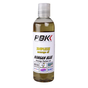 Morgan Blue PBK Souplesse Massage Oil - 200ml