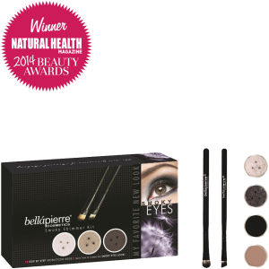 Bellápierre Cosmetics Get the Look Kit Smokey Eyes (Worth £81.94)