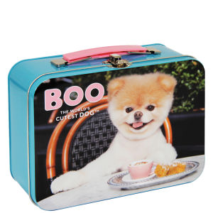 Boo The World's Cutest Dog Lunch Tin