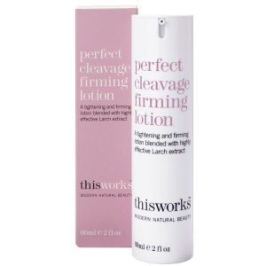 this works Perfect Cleavage Straffende Pflege 60ml