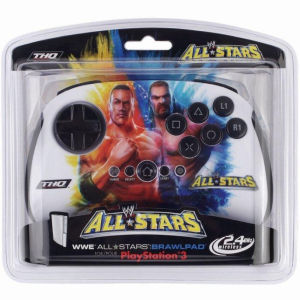 WWE All Stars Brawl Pad: The Rock