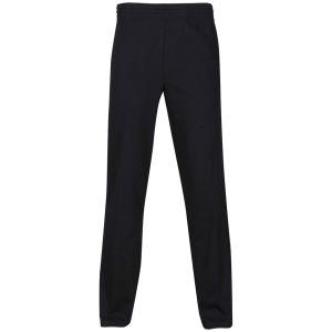 K-Swiss Men's Striped Track Pants - Black