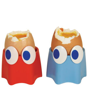 Pac-Man Ghost Egg Cups x2