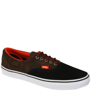 Vans ERA Suede Trainers - Turkish Coffee/Spicy Orange