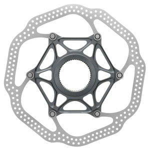 Avid HSX Heat-Shedding CenterLoc Rotor Black