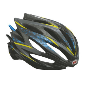 Bell Sweep Cycling Helmet Black/Blue Sparkler L 58-63cm 2014