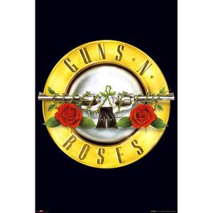 Guns N Roses Logo - Maxi Poster - 61 x 91.5cm
