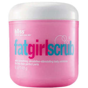 Gommage corps amincissant bliss FatGirlScrub 8oz