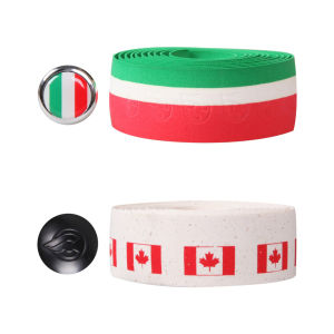 Cinelli National Flags Cork Handlebar Tape