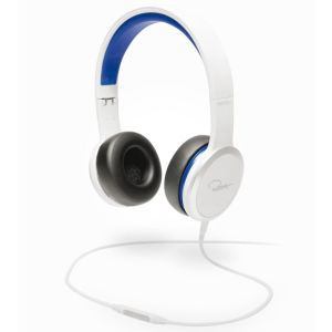 Wesc Rza Street Headphones - Blue/White