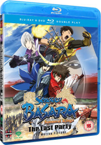 Sengoku Basara: Samurai Kings - Last Party Movie - Double Play (Bevat DVD)