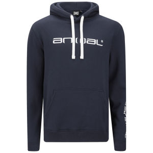 Animal Men's Lunas Hoody - Indigo