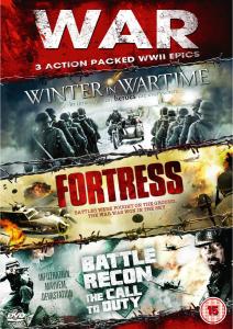 War Verzameling (Winter In Wartime / Fortress / Battle Recon)