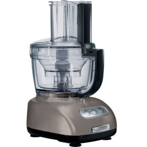 Kitchenaid Food Processor - Cocoa Silver