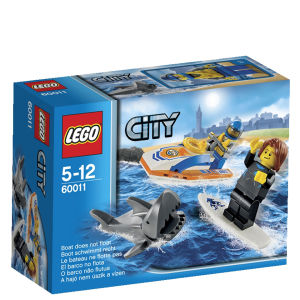 LEGO City: Coastguard: Surfer Rescue (60011)