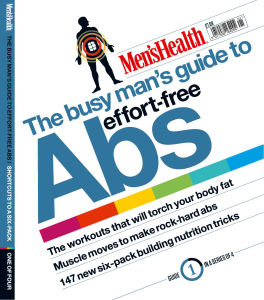 Men's Health The Busy Man's Guide To Effort-Free Abs