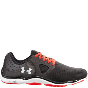 Under Armour Men's FTHR Radiate Running Shoes - Black/Blaze Orange/White