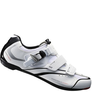Shimano R088 Spd-Sl Cycling Shoes (Wide Fit) - White