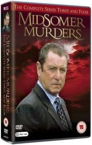 Midsomer Murders - Complete Series 3 & 4