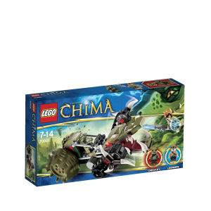 LEGO Legends of Chima: Crawleys Claw Ripper (70001)