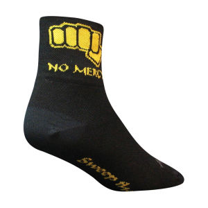 SockGuy No Mercy Cycling Socks