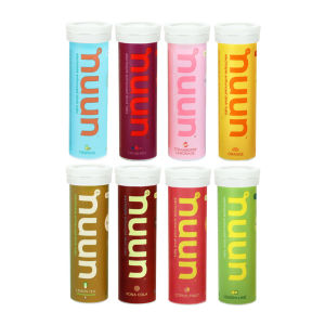NUUN Active Sports Isotonic Hydration Tablets - Tube of 12