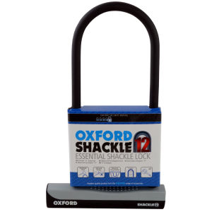 Oxford Shackle 12 U-Lock - 310mm
