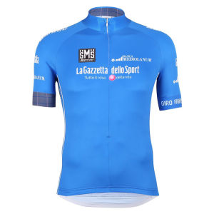 Giro Ditalia 2014 King Of The Mountain Short Sleeve Jersey - Blue