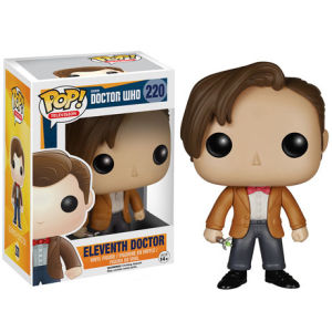 Doctor Who 11. Doctor Funko Pop! Vinyl Figur